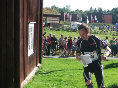 Sprint Qualification WOC 2010. Credit: Thomas Reynolds
