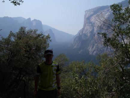 On the way up to Glacier Peak, Yosemite, CA, USA. 2013