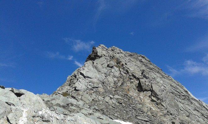 The Summit of Homestead Peak
