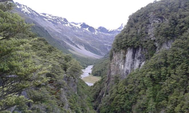 The bottom Canyon