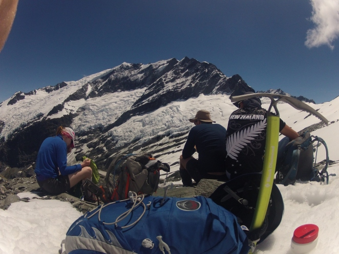 Lunchtime... not too bad of a spot to have lunch!