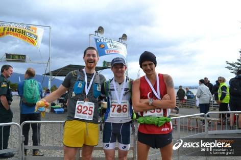 """Caption by Kristan Day... """"The only time I look big is with Smaller runners..."""""""