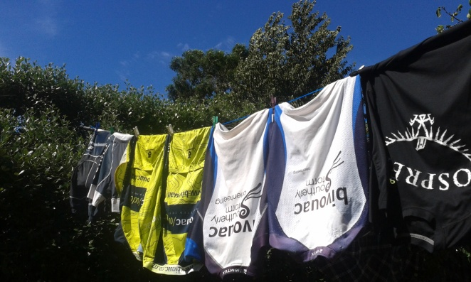 Time to hang the washing out!