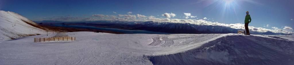 Roundhill skiing
