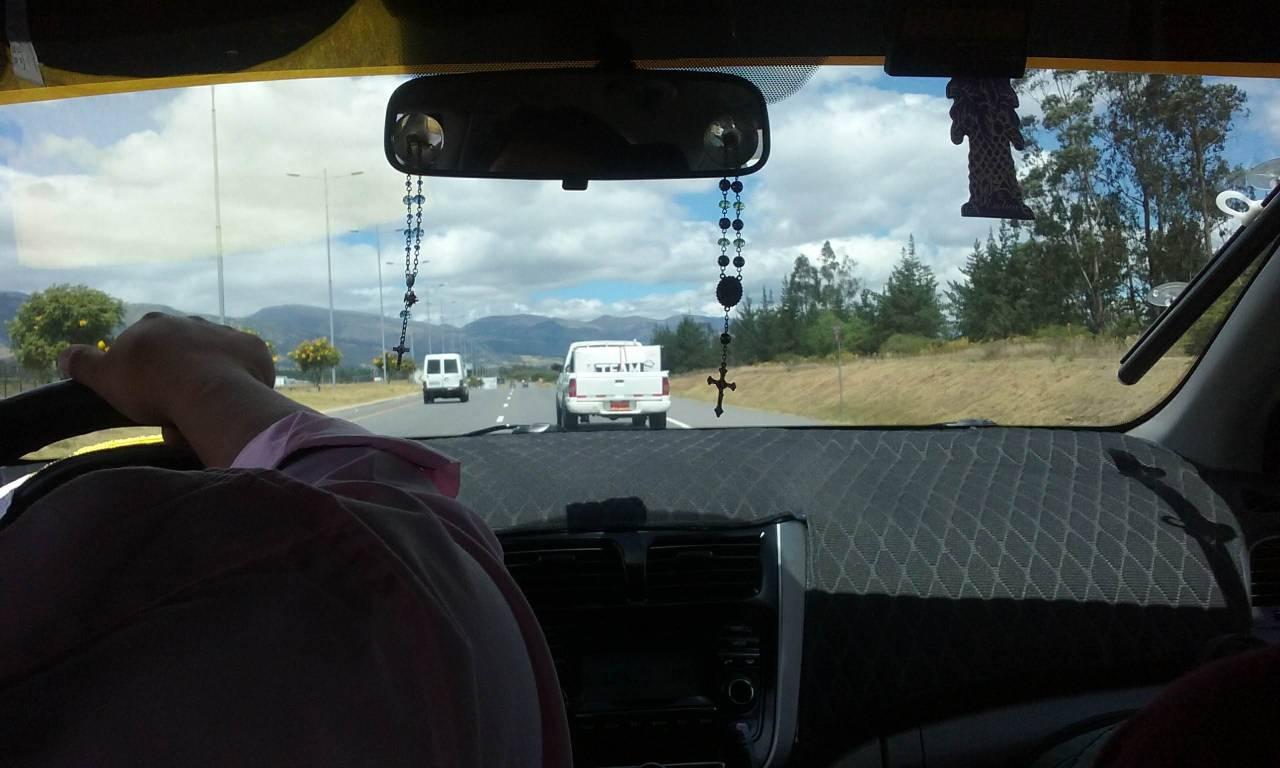 Getting to Ecuador and the Huairasinchi AdventureRace